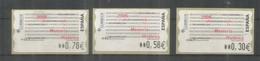 ESPAÑA SPAIN ATM MEMORIA HISTORICA - 1931-Today: 2nd Rep - ... Juan Carlos I