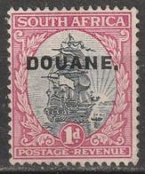 South Africa Surchargé DOUANE (*) - Altri
