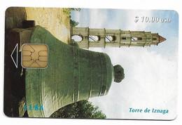 CUBA, Used Chip Phonecard, In Perfect Condition. Torre De Iznaga, # Cuba-13 - Cuba