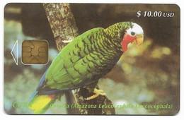 CUBA, Used Chip Phonecard, In Perfect Condition. Cotorra, # Cuba-24 - Cuba