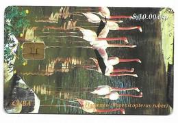 CUBA, Used Chip Phonecard, In Perfect Condition. Flamenco, # Cuba-27 - Cuba