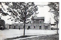 BOURG-LA-REINE  - La Gare - Bourg La Reine