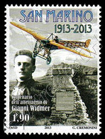 San Marino 2013: Widmer ** - Flugzeuge