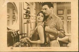 Lily Damita - Ronald Colman - Schauspieler