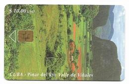 CUBA, Used Chip Phonecard, In Perfect Condition. Pinar Del Río...., # Cuba-64 - Cuba