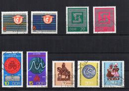 1969  DDR Mi N° 1515/1523  Gestempelt, Used, Oblitéré - Used Stamps