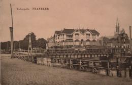 Franeker (Frl.) Molenpolle (niet Standaard) 1916 - Franeker