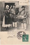 W13- 18) LES CHANSONS DE JEAN  RAMEAU ILLUSTREES -  LA POELEE - (FOLKLORE - MUSIQUE - VIELLE - CORNEMUSE - FILEUSE) - Unclassified