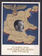 Deutsches Reich - 1938 - Propagandakarte - Innsbruck - Gebruikt
