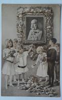 40 Franz Joseph Josef I Kaiser Emperor Portrait Children Flowers - Case Reali