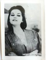 #932  Claudia Cardinale Italian Film Actress - Image Card 1960's - Andere