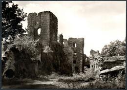 B5430 - Neustadt Ruine Hohnstein - Gebr. Garloff - Neustadt / Orla