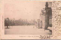 03 - COMMENTRY - Place Du 14 Juillet - Commentry