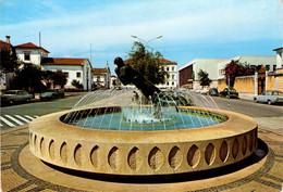 AVEIRO - Fonte Luminosa Na Praça Marquês De Pombal -  PORTUGAL - Aveiro