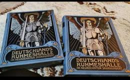 Deutschlands Ruhmeshalle Im 19 Jahrhundert Zwei Bände - Livres Anciens