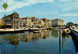 AVEIRO - Canal Central -  PORTUGAL - Aveiro