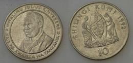 Tanzania - 10 Shillings 1992 (tz003) - Tanzania