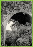 CPSM 83 LA ROQUEBRUSSANNE Var - Pont Sur La Vieille Route De Tourves - La Roquebrussanne