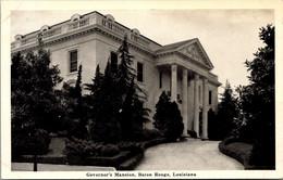 Louisiana Baton Rouge The Governor's Mansion - Baton Rouge