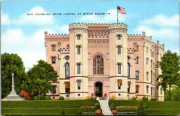 Louisiana Baton Rouge The Old Louisiana State Capitol - Baton Rouge