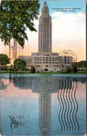 Louisiana Baton Rouge The State Capitol 1952 - Baton Rouge