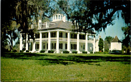 Louisiana Burnside Houmas House And Century Old Gardens On River Road - Other