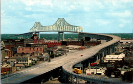Louisiana New Orleans The Greater New Orleans Bridge 1962 - Other