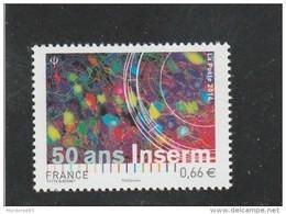FRANCE 2014 INSERM 50 ANS NEUF** MNH YT 4886 - - Ongebruikt