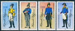 DDR - Mi 2997 I / 3000 I - ** Postfrisch (E) - Postuniformen RaTdr. - [6] Democratic Republic