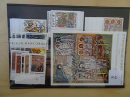 Vatikan Jahrgang 1990 Postfrisch Komplett (6903) - Años Completos