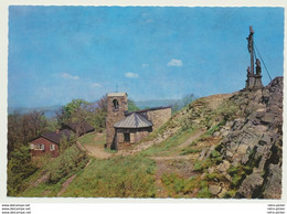 AK  Milseburg Rhön Kapelle Mit Kreuzgruppe Und Schutzhütte - Rhoen