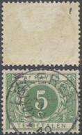 Taxe - TX12A + Surcharge LOKEREN Oblitéré - Stamps
