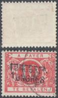 Taxe - TX13A + Surcharge TONGEREN / TONGRES Oblitéré - Stamps
