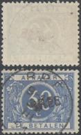 Taxe - TX15A + Surcharge BREE Oblitéré - Stamps