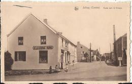 "Jalhay (Centre) Route Vers La Gileppe Magasin ""A.la Vierge Noire"" Station Service Schell - Jalhay"