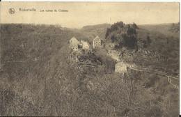 Robertville - Les Ruines Du Château - Waimes - Weismes