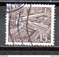 Berlin 1949 Mi. 48 Bauten Gestempelt (pü3244) - Gebraucht