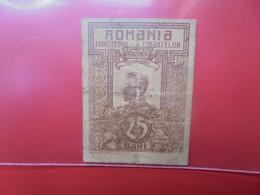 ROUMANIE 25 BANI 1917 Circuler (B.20) - Romania