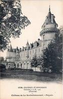 Cpa EDON 16 Château De La Rochebeaucourt - Façade - ( Château Brûlé En 1941 ) - Otros Municipios