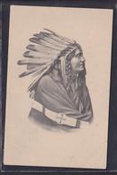 B32 /   Indianer Um 1905 - Indios De América Del Norte