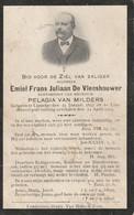 Lippeloo, 1914, Emiel De Vleeschouwer, Milders - Santini