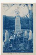 BRAUX  -  Monument Aux Morts - Sonstige Gemeinden