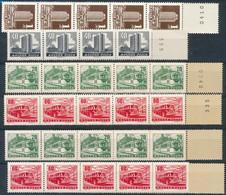 ** 1964-1970 Automata Bélyegek összefüggésekben (18.000) / Coil Stamps In Units - Unclassified