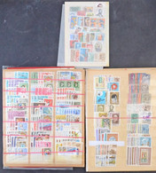 O Kb 110 Klf Komplett Sor + 30 Db Különböző önálló érték + 510 Db Képes Bélyeg / 110 Different Sets + 510 Stamps - Unclassified