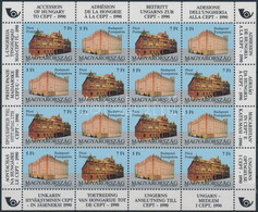 ** Európa Gyűjtemény 1973-2012 Az összes Blokk, CEPT Teljes ív, 4 Db Kisív és Sok Díjjegyes Levelezőlap Emlékbélyegzések - Unclassified