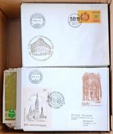 1991-1999 Komplett FDC Gyűjtemény Dobozban (140.000) / FDC Collection - Unclassified