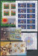 ** 1997-2007 Europa CEPT 11 Db Különféle MINTA Kiadás (26.900) / 1997-2007 Europa CEPT SPECIMEN Small Lot - Unclassified