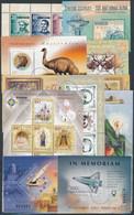 ** 2000-2004 11 Db Különféle MINTA Blokk A4-es Berakólapon (13.800) / 2000-2004 11 SPECIMEN Blocks - Unclassified