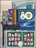 ** 46 Klf Asztalitenisz Emlékív, A Magyar Asztalitenisz Története 1924-2019, A 2019-es Budapesti VB és A 2019-es Budapes - Unclassified