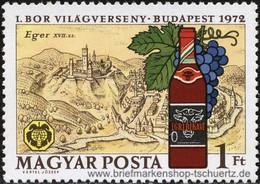 Ungarn 1972, Mi. 2792-93 A ** - Unused Stamps